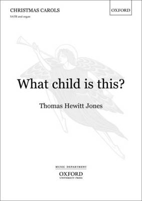 What child is this? (Sheet music)