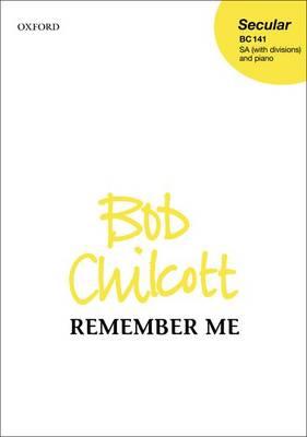 Remember me (Sheet music)