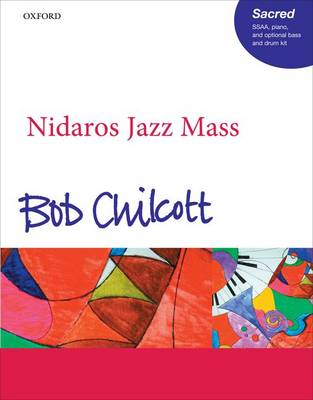 Nidaros Jazz Mass: SSAA vocal score (Sheet music)