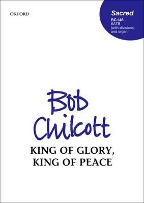 King of glory, King of peace (Sheet music)