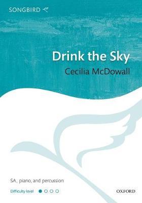Drink the Sky - Songbird (Sheet music)