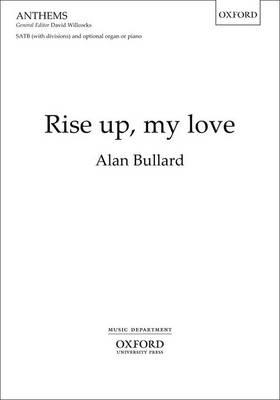 Rise up, my love (Sheet music)