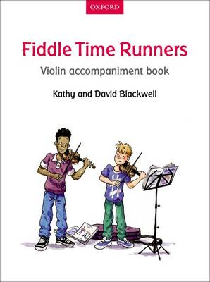 Fiddle Time Runners Violin Accompaniment Book - Fiddle Time (Sheet music)