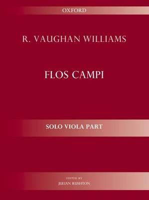 Flos campi: Viola part (Sheet music)