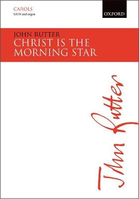 Christ is the morning star (Sheet music)