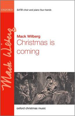 Christmas is coming: Vocal score (Sheet music)