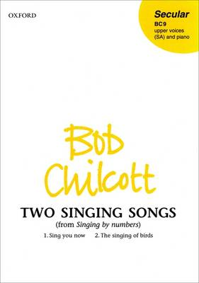 Two Singing Songs (from Singing by Numbers): Vocal score (Sheet music)