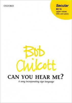 Can you hear me? (Sheet music)