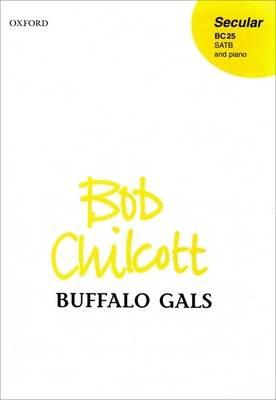 Buffalo Gals (Sheet music)