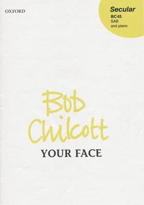 Your face: Vocal score (Sheet music)
