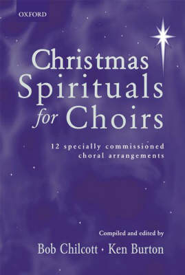 Christmas Spirituals for Choirs - . . . for Choirs Collections (Sheet music)