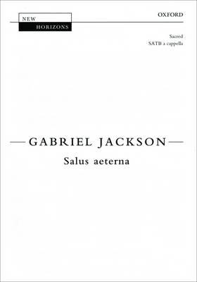Salus aeterna - New Horizons (Sheet music)