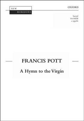 A Hymn to the Virgin: Vocal score - New Horizons (Sheet music)