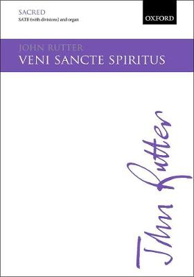Veni Sancte Spiritus (Sheet music)