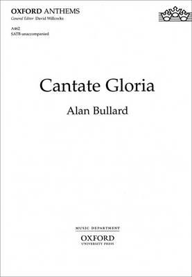 Cantate Gloria: Vocal score (Sheet music)