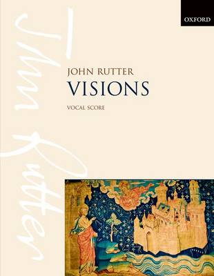 Visions: Vocal score (Sheet music)