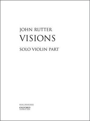 Visions (Sheet music)