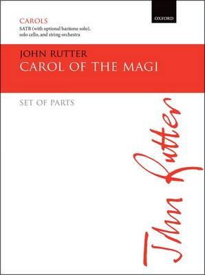 Carol of the Magi (Sheet music)