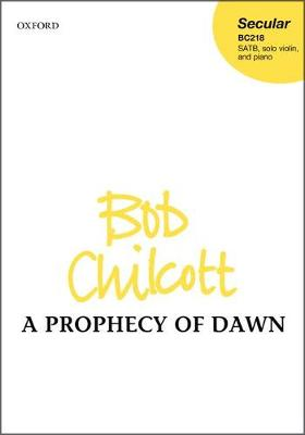 A Prophecy of Dawn (Sheet music)