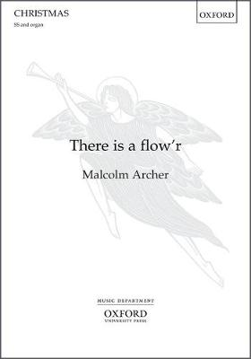 There is a flow'r (Sheet music)