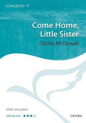 Come Home, Little Sister - Songbird (Sheet music)