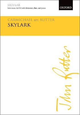 Skylark (Sheet music)