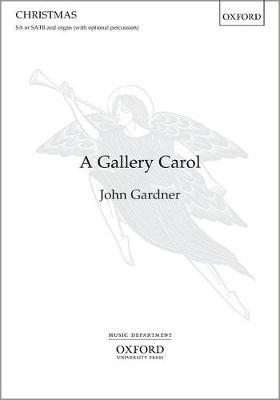 A Gallery Carol (Sheet music)