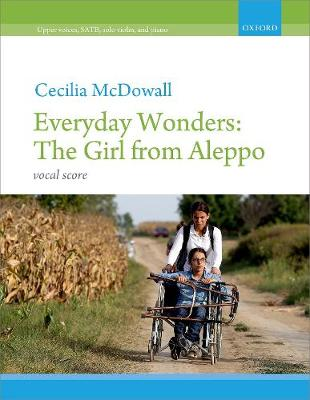Everyday Wonders: The Girl from Aleppo (Sheet music)