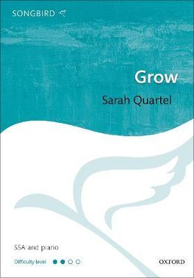 Grow - Songbird (Sheet music)