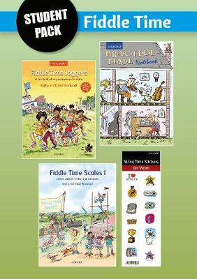 Fiddle Time Student Pack - Fiddle Time