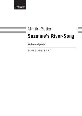 Suzanne's River-Song (Sheet music)