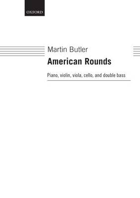 American Rounds: Score and parts (Sheet music)