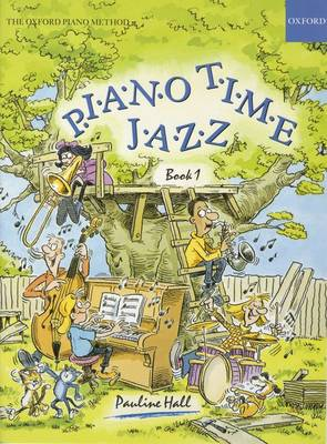 Piano Time Jazz Book 1 - Piano Time (Sheet music)