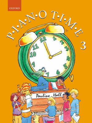 Piano Time 3 - Piano Time (Sheet music)