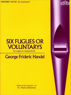 Six Fugues or Voluntarys (Sheet music)