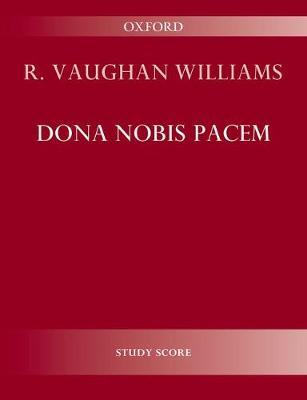 Dona Nobis Pacem: Full score - full orchestra version (Sheet music)