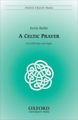 A Celtic Prayer (Sheet music)