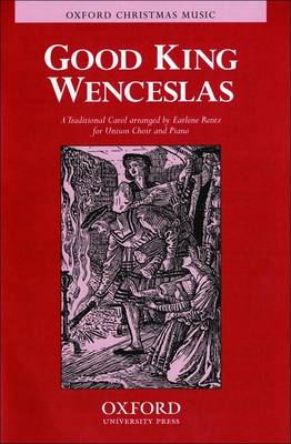 Good King Wenceslas: Vocal score (Sheet music)