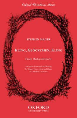 Kling, Gloeckchen, kling (Sheet music)