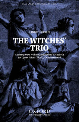 The Witches' Trio (Sheet music)