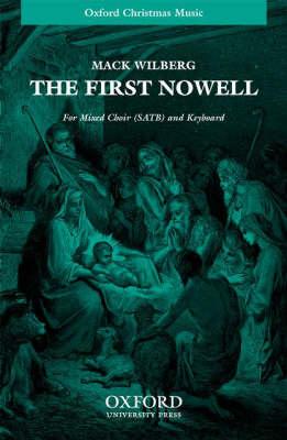 The first Nowell (Sheet music)