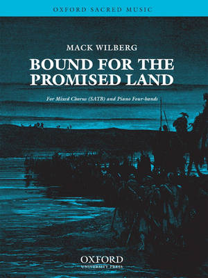 Bound for the promised land: Vocal score (Sheet music)