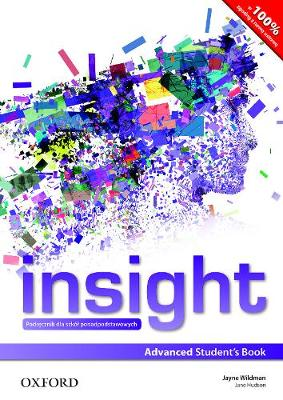 Insight Advanced Students Book (Ministry Approved) (Poland) (Paperback)