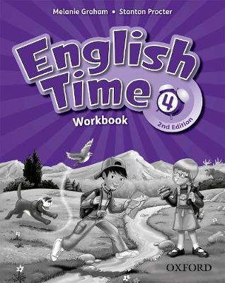 English Time: 4: Workbook - English Time (Paperback)