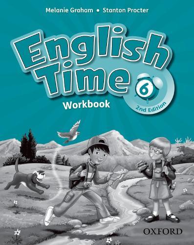 English Time: 6: Workbook - English Time (Paperback)