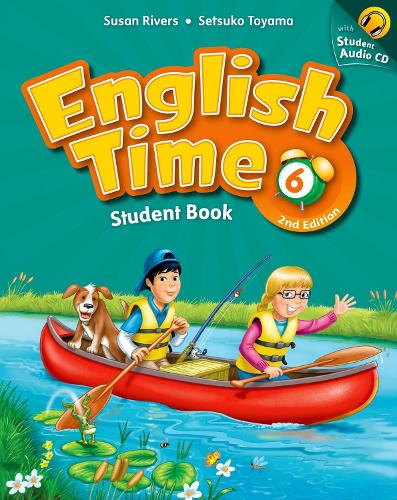 English Time: 6: Student Book and Audio CD - English Time