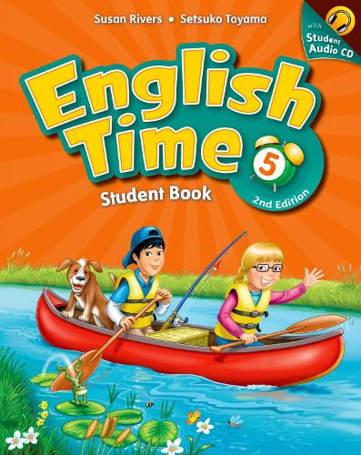 English Time: 5: Student Book and Audio CD - English Time