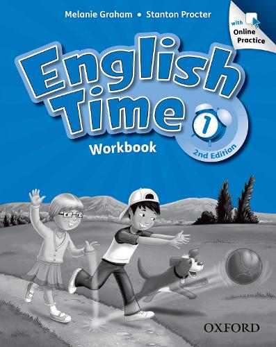 English Time: 1: Workbook with Online Practice - English Time