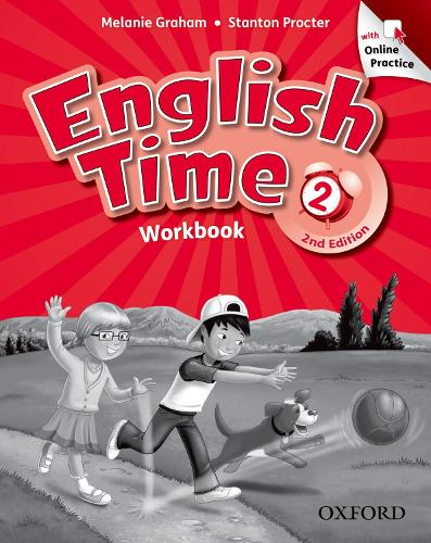 English Time: 2: Workbook with Online Practice - English Time