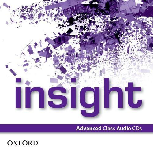insight: Advanced: Class CDs (3) - insight (CD-Audio)